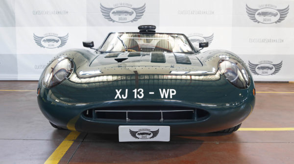 Recomissioned: Proteus XJ13